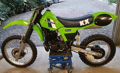 KX500 1984 ( Fully Restored ) May suit RM YZ CR KTM Buyer