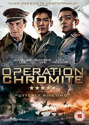Operation Chromite [DVD], DVD, New, FREE & Fast Delivery