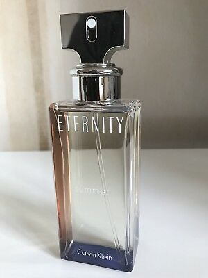 CALVIN KLEIN ETERNITY SUMMER 2015 Eau de Parfum EdT Spray 100 ml Damen