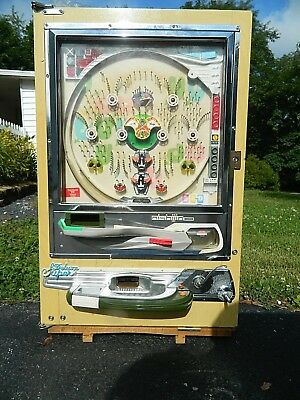 VTG Nishijin Pachinko Love Deluxe Super Pin Ball Arcade Machine