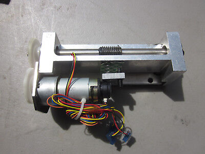 """Meade RCX400 LX200GPS 16"""" DEC Motor Gearbox Assembly"""