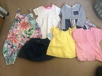 Baby Girl Bundle 12-18 Months Next/debenhams/mothercare