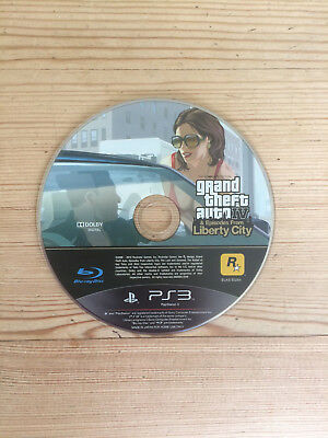 Grand Theft Auto IV (GTA 4) The Complete Edition for PS3 *Disc Only*