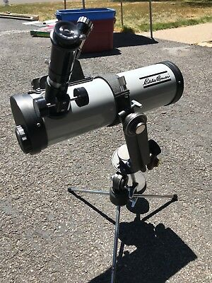Jason Catadioptric Reflector Telescope With Hard Case And Accessories