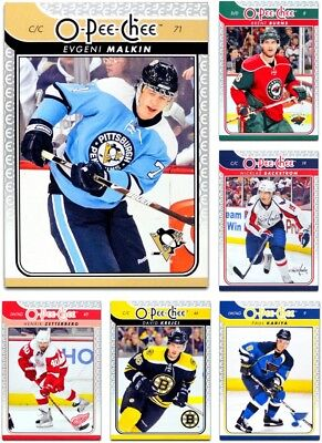 2009-10 O-Pee-Chee **** PICK YOUR CARD **** From The Base SET [250-500]