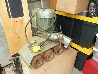 Nice Forest Tool Works Power Feeder Made in Italy