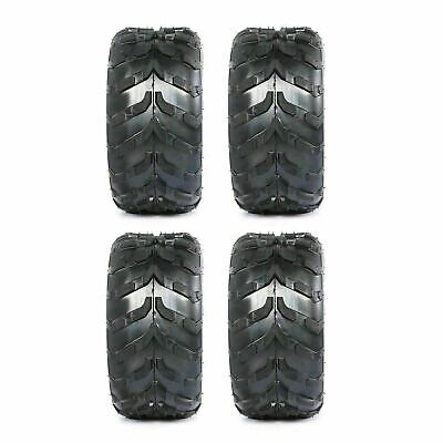 "4x ATV Quad Bike Tyre 16x8-7"" Front/Rear Tire for 70cc 110cc 125cc Buggy Go Kart"