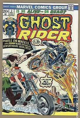 Ghost Rider (1st Series) #3 1973 FN 6.0
