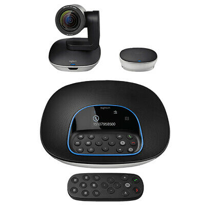 Logitech CONFERENCE CAM GROUP Video Conferecing system (Free Shipping)