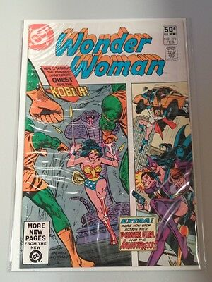 Wonder Woman #276 Dc Comics February 1981