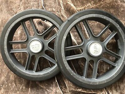 UPPAbaby Vista Pair Rear Wheels (2) Pre-Owned 2015 - Later 👶 🍼