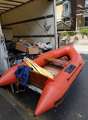 HUMBER INFLATABLE HYPALON boat