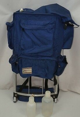 VINTAGE REI TREKKER Wonderland External Frame Hiking Pack Backpack ... a972986c1d