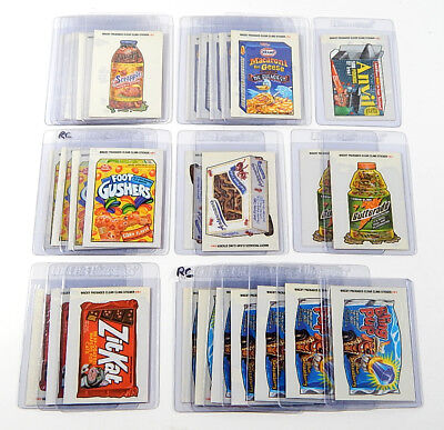 Lot of (29) 2004 Topps Wacky Packages ANS 1 Clingy Cling Stickers #2-9