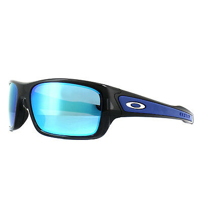 c2ae0e68df Oakley Sunglasses Turbine XS Youth Fit OJ9003-03 Black Ink Sapphire Iridium