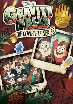 Gravity Falls:complete Series (collec - DVD Region 1 Free Shipping!