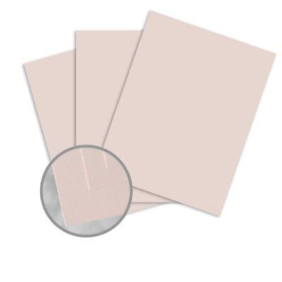 Via Smooth Light Pink Card Stock