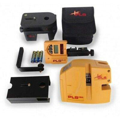Pacific Laser Systems PLS-480 Laser Alignment System with SLD
