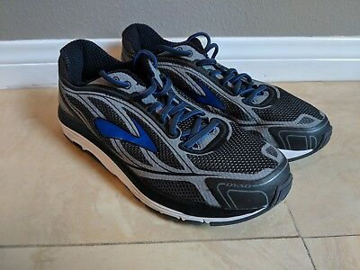 743c80d193f Men s Brooks Dyad 9 Running Shoes size 9.5 EE Wide Width worn once
