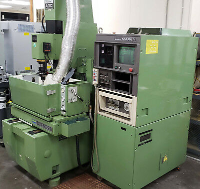 "Sodick CNC Sinker EDM, A3C, with Rotating ""C"" Axis (SEE VIDEO)"