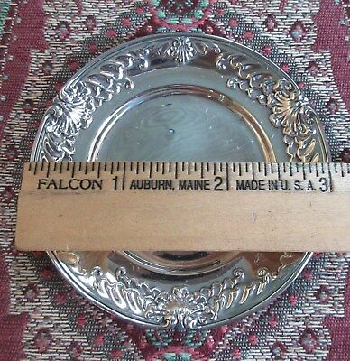 Imperial Queenby  Whiting Butter Pat Dish! OLD!