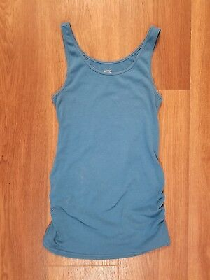 fa79bef4c6 OLD NAVY MATERNITY Fitted First-Layer Rib Knit Tank