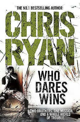 Who Dares Wins by Chris Ryan, Acceptable Used Book (Paperback) Fast & FREE Deliv