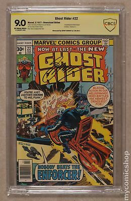 Ghost Rider (1st Series) #22 1977 CBCS 9.0 SS