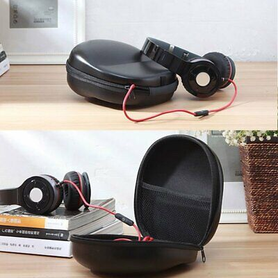 Protector Travel Hand Carry Bag Case Storage Box Pouch for Headphone Headset