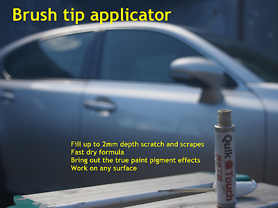 Alloy wheel repair touch up paint for Subaru