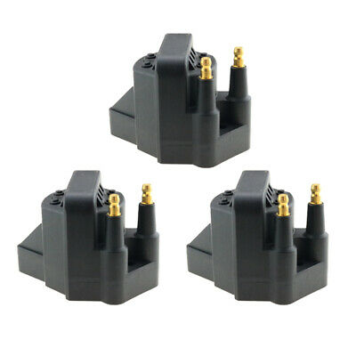 IC174 B2881*4 DR39 D555 4 Ignition Coil For Buick Cadillac Chevrolet GMC Pontiac