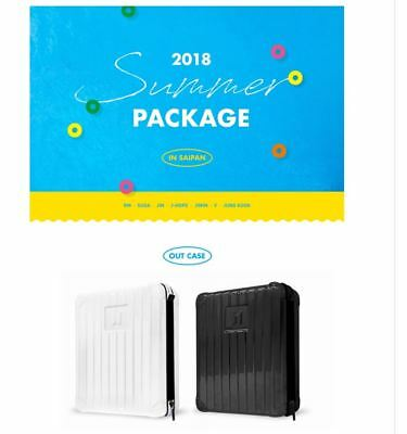 BTS - SUMMER PACKAGE In Saipan 2018 VOL.4 - Free Strandard Shipping+Tracking Num