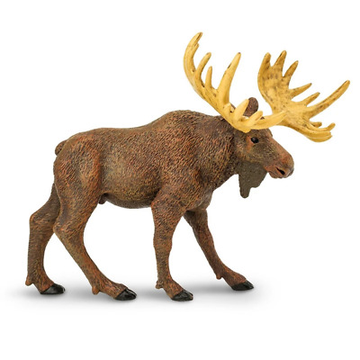 Safari Ltd Saf290029 Moose, North American Wildlife *
