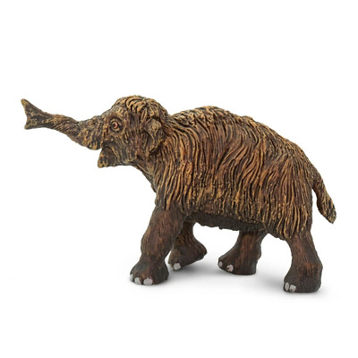 Safari Ltd Saf280029 Woolly Mammoth Baby, Ws Prehistoric Worl