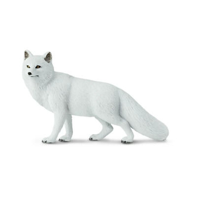Safari Ltd Saf113489 Arctic Fox, Wildlife Wonders