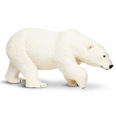 Safari Ltd Saf111689 Polar Bear, Wildlife Wonders