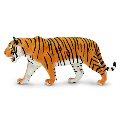 Safari Ltd Saf111389 Siberian Tiger, Wildlife Wonders