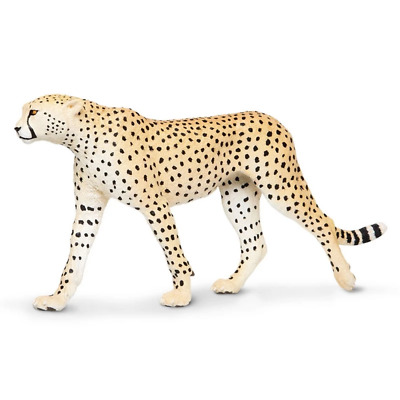 Safari Ltd Saf112889 Cheetah, Wildlife Wonders