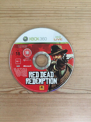 Red Dead Redemption for Xbox 360 *Disc Only*
