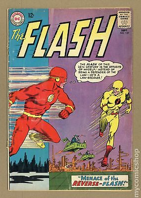 Flash (1st Series DC) #139 1963 GD/VG 3.0