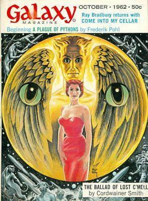 Galaxy Science Fiction (pulp/digest) #Vol. 21 #1 1962 FN 6.0 Stock Image
