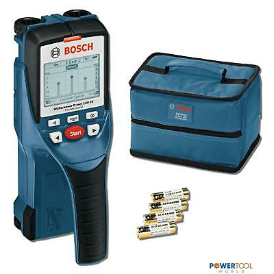 Bosch D-TECT 150 SV Digital Wall Scanner with Signal View 0601010008