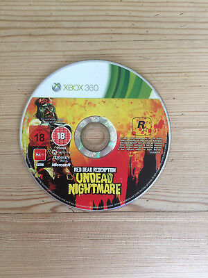 Red Dead Redemption: Undead Nightmare for Xbox 360 *Disc Only*