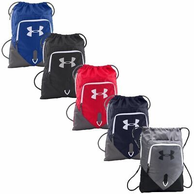 Under Armour Undeniable Sack Pack Drawstring Backpack - FREE SHIPPING -  1261954 1e945fe7d3f2b