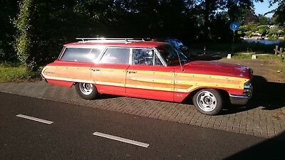 Unieke Ford Galaxie Country Squire