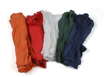 color shop cleaning towels wiping rags cloth wipers 5 lb box 100 pieces cotton