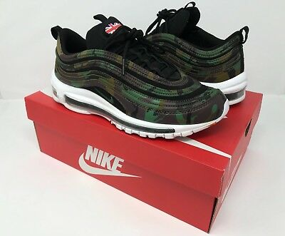 NIKE AIR MAX 97 Premium QS COUNTRY CAMO UK Deadstock Size UK 7 Used ... 4180d3961