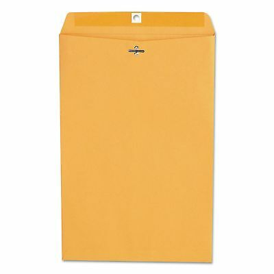 100 Universal 10x15 Clasp Envelopes Mailing Kraft Clasp Manila Catalog Brown #98