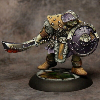 Reaper Dungeon Dweller 07007 Orc Of The Ragged Wound Tribe Dungeons & Dragons