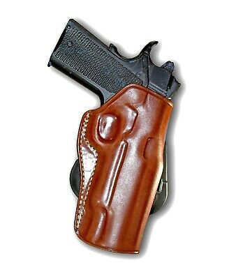 """Sig P320 Nitron F-Size W//Rail 4.7/"""" BBL #1327# Shoulder Holster Double Mag Case"""